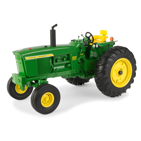 Ertl Prestige Collection 1:16 Scale John Deere 4020 Tractor - 100th Anniversary Year of The Tractor Edition