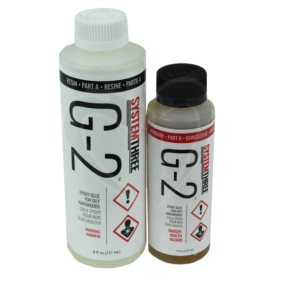 System Three G-2 Epoxy Kit, 12 oz.