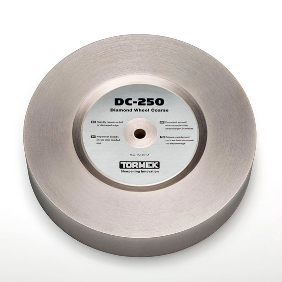 Tormek #DC-250 Diamond Wheel Coarse