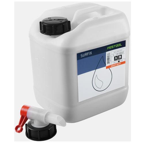 Festool 498067 SurFix Heavy Duty Oil Refill, 5 0 Liter