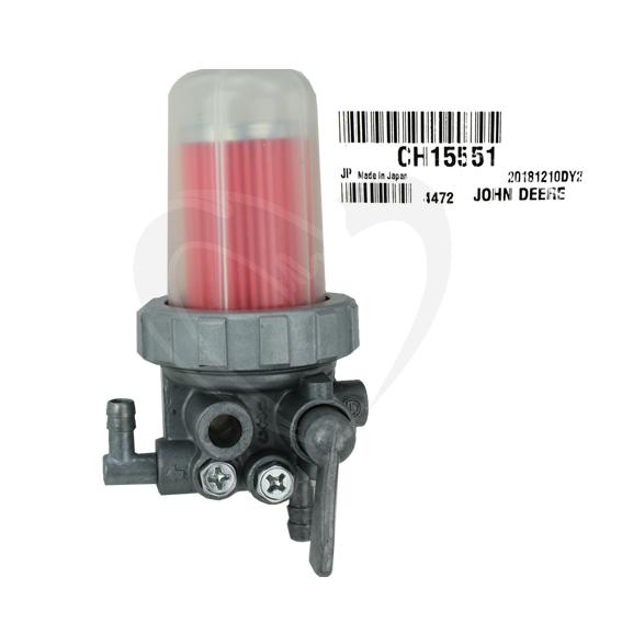 John Deere #CH15551 Fuel Filter