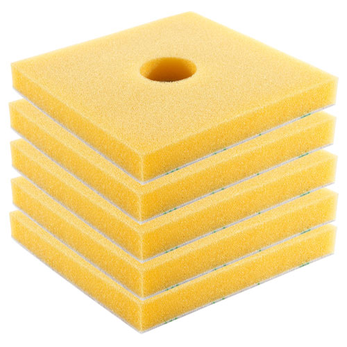 Festool 498070 SurFix Finish Applicator Sponges - 5 Pk