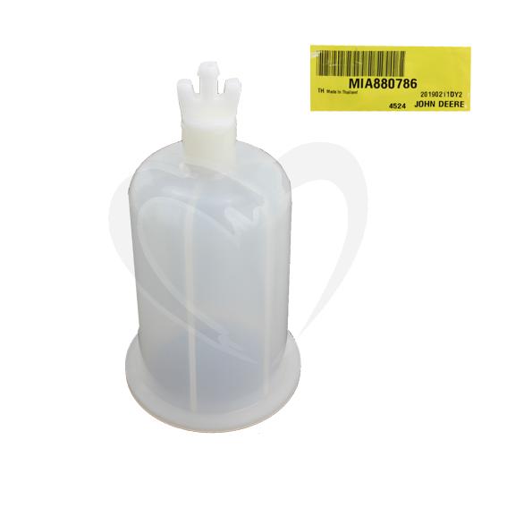 John Deere #MIA880786 Fuel Filter Dust Bowl