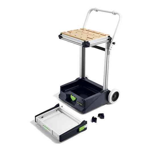 Festool 203454 MW 1000 Basic Mobile Workshop