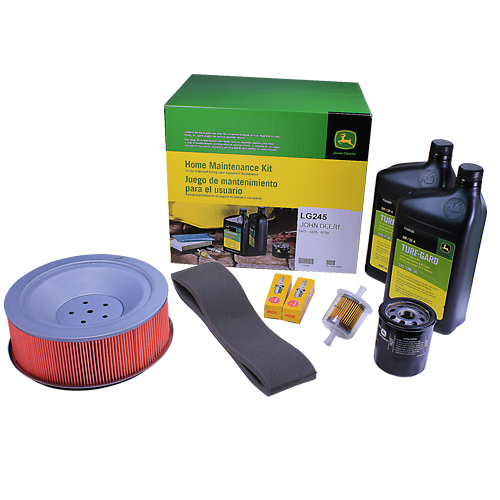 JOHN DEERE #LG245 HOME MAINTENANCE KIT FOR X475, X575, X700, X710