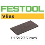 Festool 483587 115 x 228mm Vlies A280 Sheet Abrasives, 5 ct