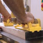 MicroJig GB-1 GRR-Rip Block Smart Pushblock - Jointer