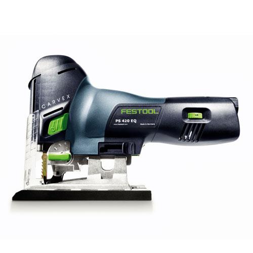 Festool 561593 Carvex PS 420 EBQ Jig Saw - Barrel Grip