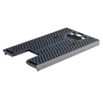 Festool 497298 Carvex Jigsaw Dimpled Base Insert