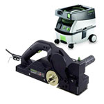 FESTOOL HL 850 E PLANER IMPERIAL & CT MINI EXTRACTOR PACKAGE