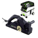 FESTOOL HL 850 E PLANER IMPERIAL & CT MIDI EXTRACTOR PACKAGE