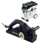 FESTOOL HL 850 E PLANER IMPERIAL & CT 48 E EXTRACTOR PACKAGE