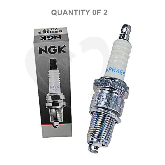 John Deere M805853 Spark Plugs, 2 ct