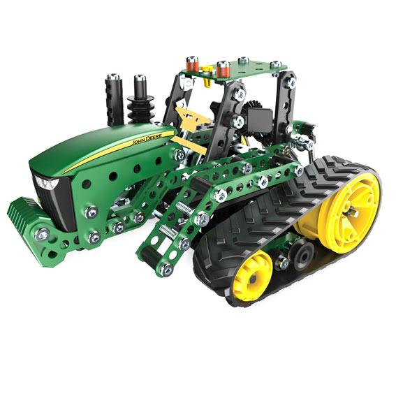 Erector by Meccano John Deere 9RT Series Tractor