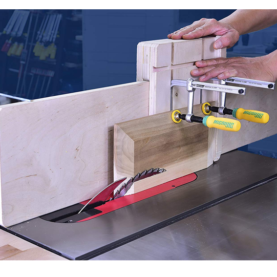 MicroJig DVC-1177K2 MatchFit Dovetail Clamp Pro Kit - In Use #3