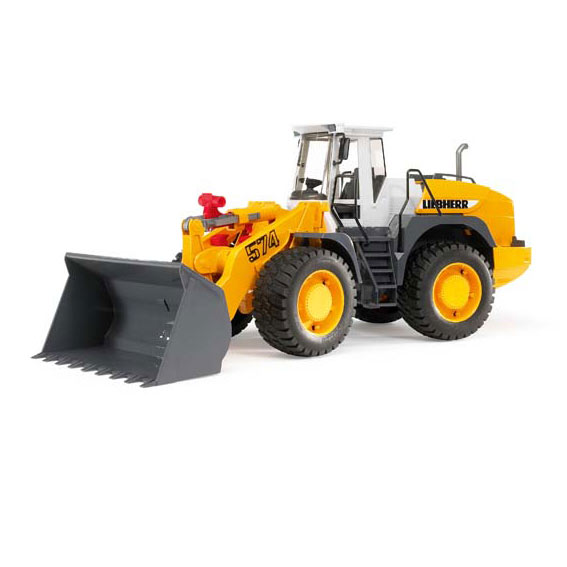 Bruder Liebher Articulated Road Loader L574, #02430