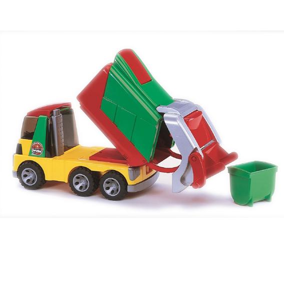 Bruder RoadMax Garbage Truck, #20002