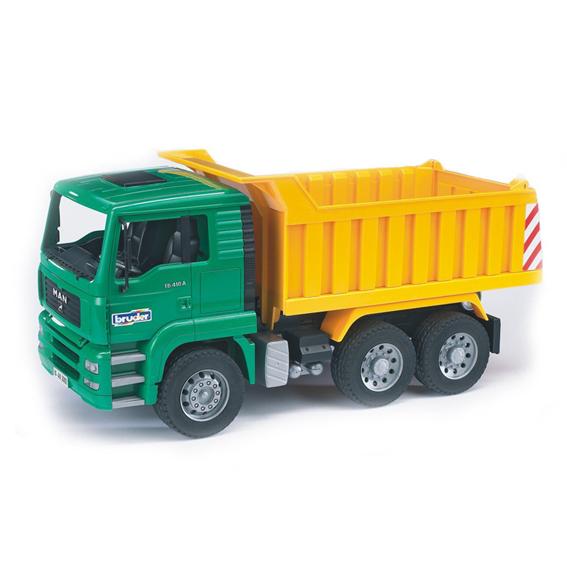 Bruder MAN TGA Tip Up Truck, #02765