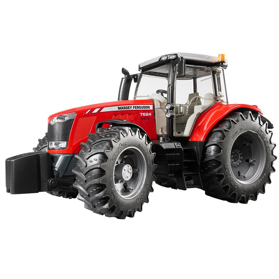 Bruder Massey Ferguson 7624 Tractor, #03046