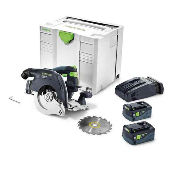 Festool 575677 HKC 55 Li EBI-Plus SCA Cordless Carpentry Saw