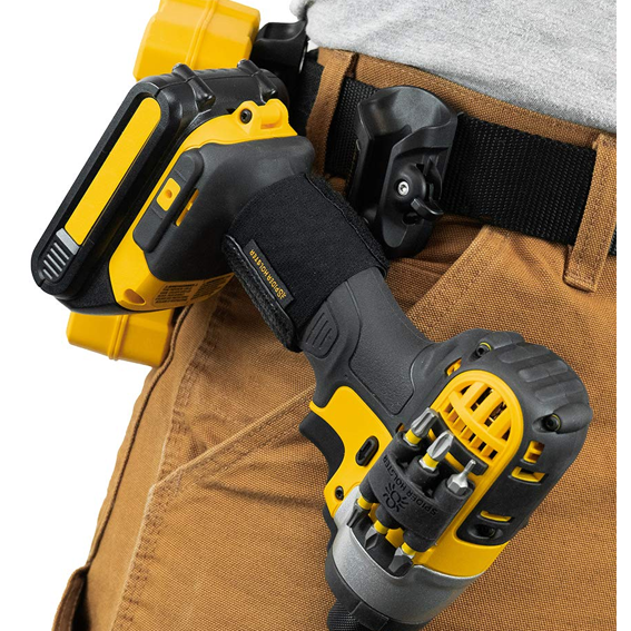Spider Tool 5000TH Holster Set - In Use #1