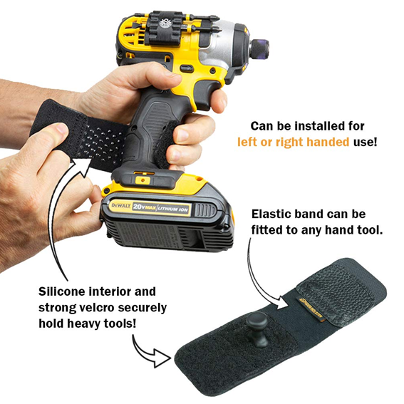 Spider Tool 5001TH Holster Expansion Set - How It Works