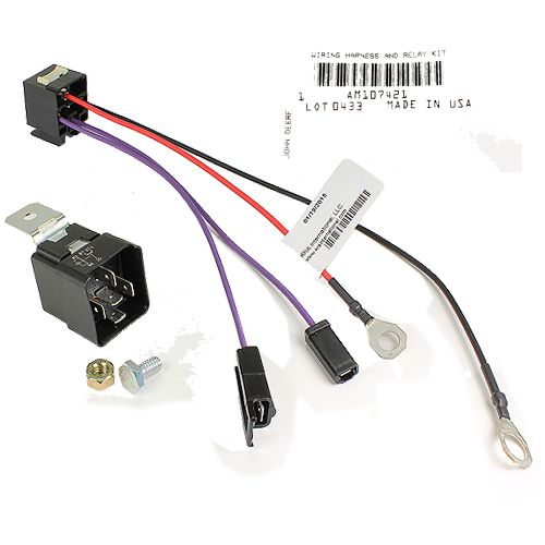 John Deere #AM107421 Wiring Harness Kit