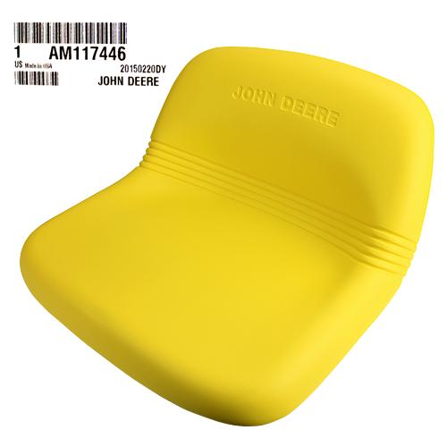 John Deere #AM117446 Cushion / Seat