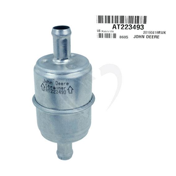 John Deere #AT223493 Fuel Filter
