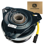 JOHN DEERE #AM123123 PTO CLUTCH - 180,185, LX186, GS25, GS30, GS45, GS75, HD45, HD75, LX172