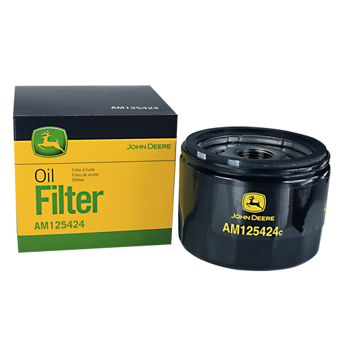 JOHN DEERE #AM125424 OIL FILTER