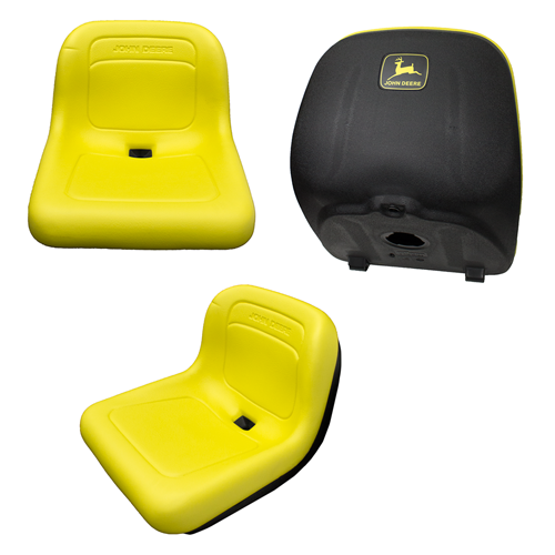 JOHN DEERE #AM131531 HIGH BACK SEAT