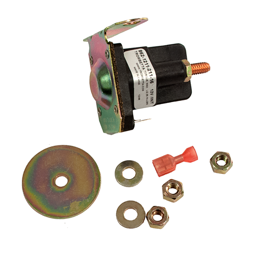 JOHN DEERE #AM138497 SOLENOID KIT