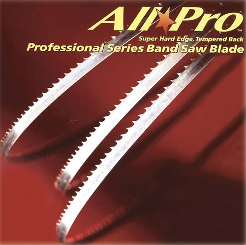 OLSON ALL PRO BAND SAW BLADE - 105 X 3/8 X 4 TPI