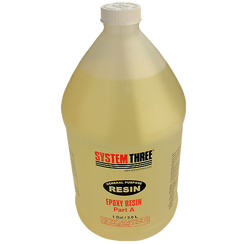 System Three General Purpose Epoxy Resin - Gallon