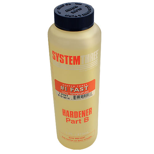SYSTEM THREE GENERAL PURPOSE EPOXY HARDENER #1 - PINT