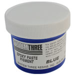 System Three Blue Epoxy Paste Pigment - 2 oz.