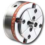 Sorby RSJ1 Patriot Chuck Jaws, 1-Inch - On Chuck