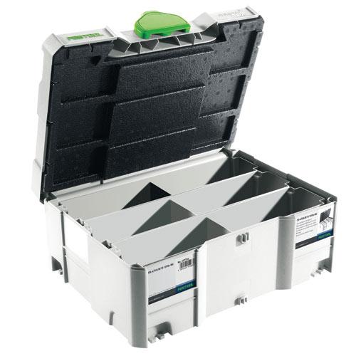 Festool 498889 Domino Tenon Systainer 2 w/T-LOC