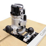 M-Power CRB7 Router Base MK3 - Clamp Guide
