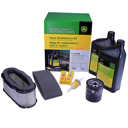 John Deere #LG249 Home Maintenance Kit