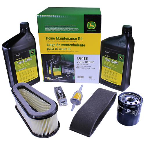 John Deere #LG185 Home Maintenance Kit