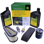 JOHN DEERE #LG185 HOME MAINTENANCE KIT FOR 180, 185 260, 265, 325, F525, GT262, GT275, LX186