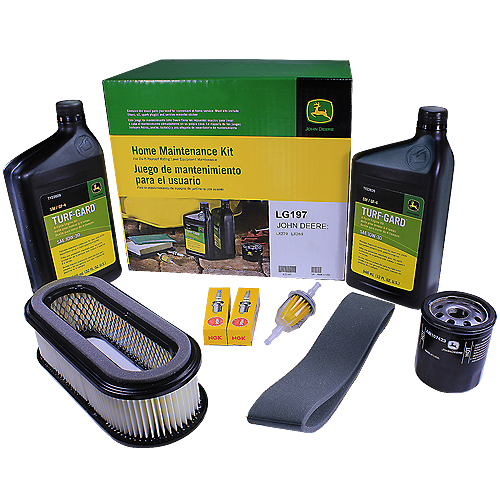 John Deere #LG197 Home Maintenance Kit