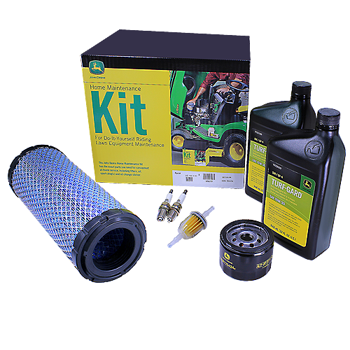 JOHN DEERE #LG273 HOME MAINTENANCE KIT FOR GATOR XUV 550 & XUV 550 S4