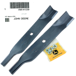JOHN DEERE #AM141039 LAWN MOWER SIDE DISCHARGE BLADE KIT