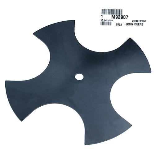 John Deere #M92907 Edger Blade