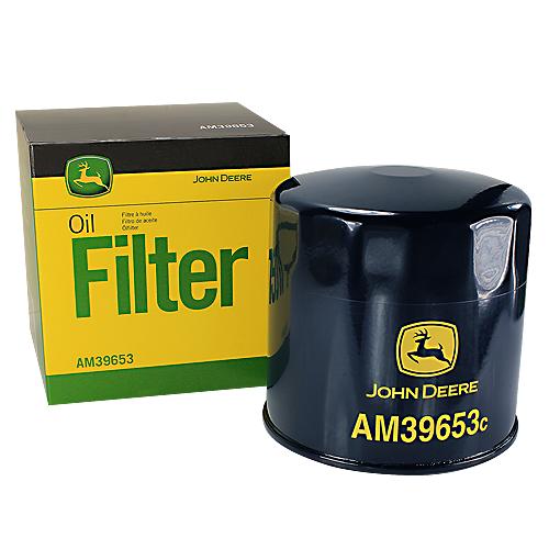 JOHN DEERE #AM39653 TRANSAXLE OIL FILTER