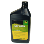 JOHN DEERE #TY22029 TURF-GARD SAE 10W-30 4-CYCLE ENGINE OIL - 32 OZ.