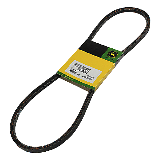 JOHN DEERE #GC00081 WHEEL DRIVE BELT